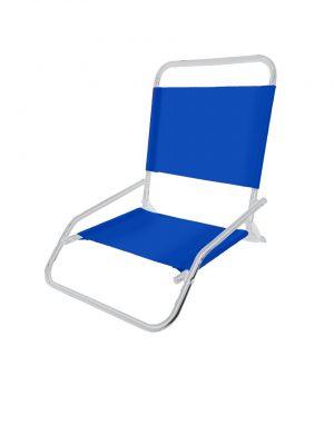 כסא חוף מתקפל נמוך