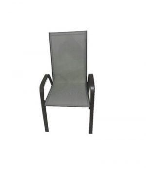 כסא עם בד רשת