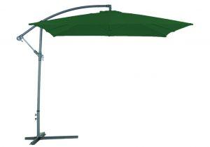 שמשיית צד 3 מטר ירוק