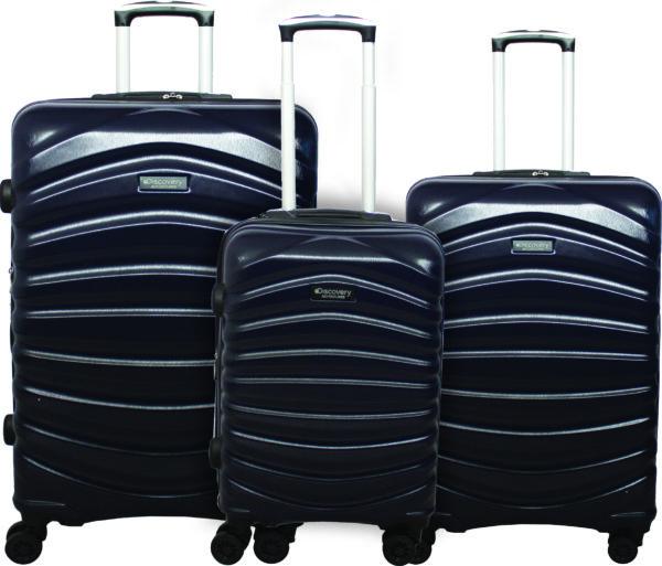 סט מזוודות, מזוודות קשיחות, סט 3 מזוודות