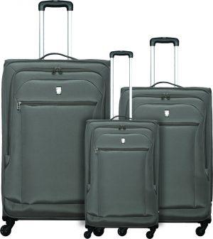 סטים מזוודות בד