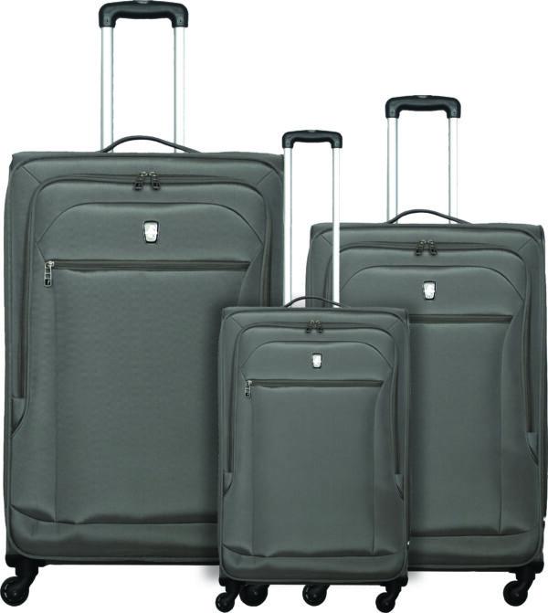 סט מזוודות, סט מזוודות 3 חלקים, מזוודה מבד