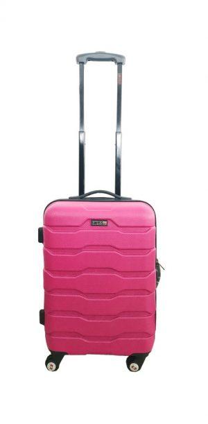 מזוודות טרולי עלייה למטוס