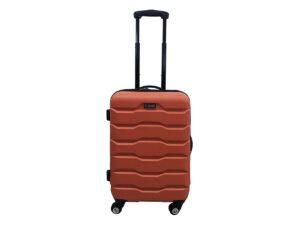 מזוודה  ABS אדום קולה 1385