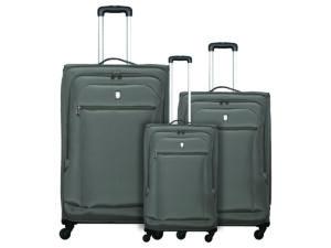 שלישיית מזוודות קלות אטלנטיק מוקה