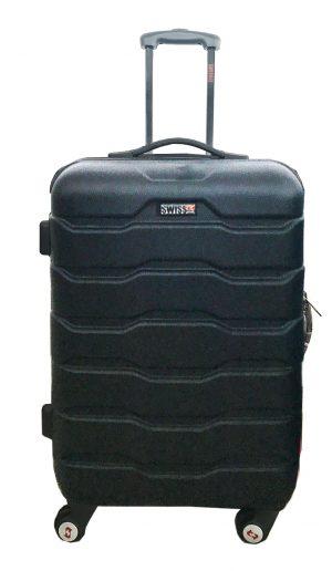מזוודה בודדת ABS 1385 שחור
