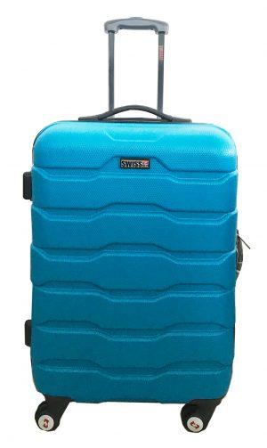 מזוודה בודדות ABS 1385 טורקיז