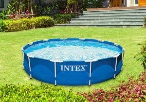 בריכה עגולה Intex 366X76