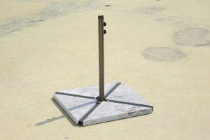 בסיס לשמשיה אבן יחידה עבור שמשיית רומא