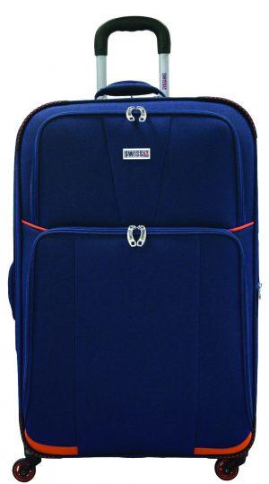 טרולי 20 אינץ' סוויס קלאב- דגם 2000 כחול