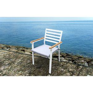 כסא אלומיניום luxury