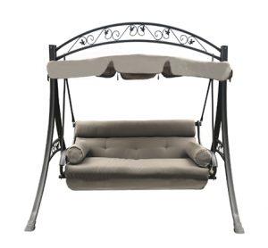 כסא נדנדה לגינה