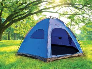 אוהל 8 אנשים איגלו פתיחה מהירה