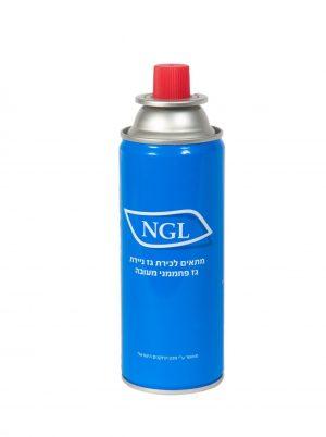 מיכלי גז ואביזרים
