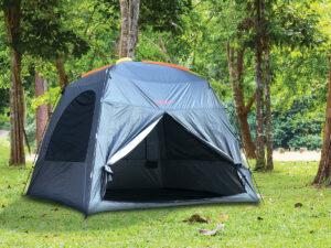 אוהל 8 אנשים גדול עמידה