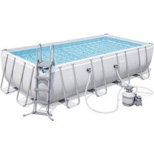 בריכת שחייה מלבנית אולטרה BESTWAY 56466 549*274*122
