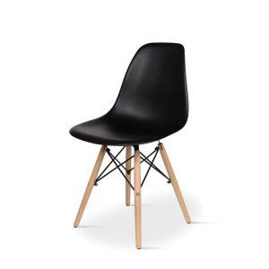 כסא בארי שחור