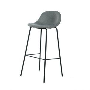 כסא בר מנהטן אפור