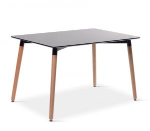 שולחן לרנקה שחור