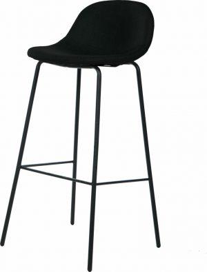 כסא בר מנהטן שחור