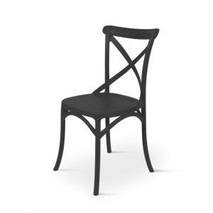כסא סיינה שחור