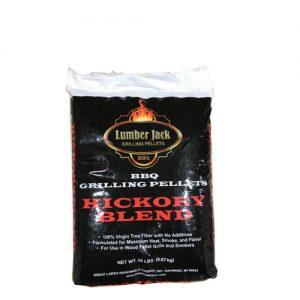 פלט למעשנת Hickory Blend מבית Lumber jack