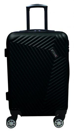 מזוודה בודדת ABS דגם 1920 גודל 20 אינץ שחור