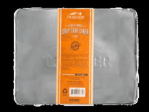 ציפוי אלומיניום למגש איסוף נוזלים למעשנת בשר מדגם ריינג'ר  Treager