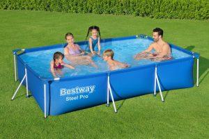 בריכת שחייה מלבנית BESTWAY 56404