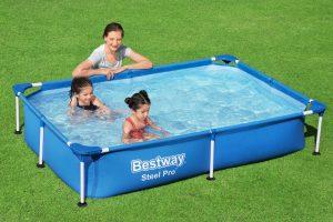 בריכת שחייה מלבנית BESTWAY 56401