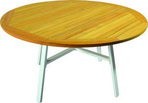 """שולחן ניס קוטר 110 ס""""מ"""