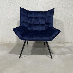 כורסא שיקגו כחול רויאל
