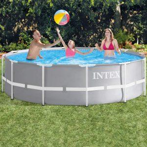 בריכה צינורות 366X99 INTEX 26716