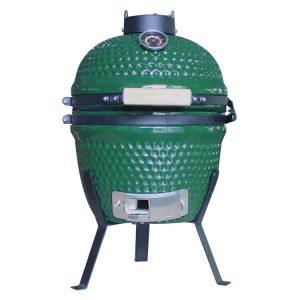מעשנת קרמית 13 אינץ' צבע ירוק