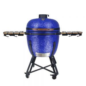 מעשנת קרמית 23.5 אינץ' צבע כחול