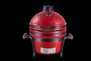 מעשנת קרמית 16 אינץ' צבע אדום