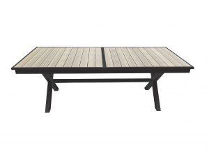 שולחן בוורלי אפור