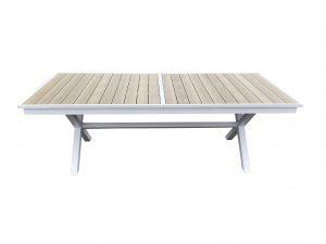 שולחן בוורלי לבן