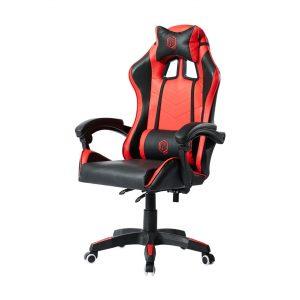 כיסא גיימינג מקצועי שחור ואדום