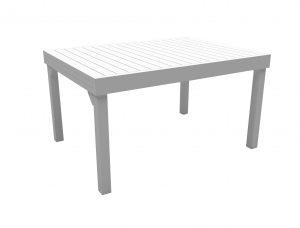 שולחן מונטנה לבן