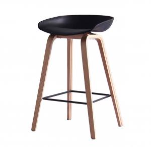 כסא בר אתונה שחור