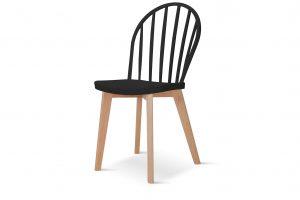 כסא דייזי שחור